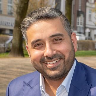 Khaled Daftari, Partner Manager DACH at BCT Germany