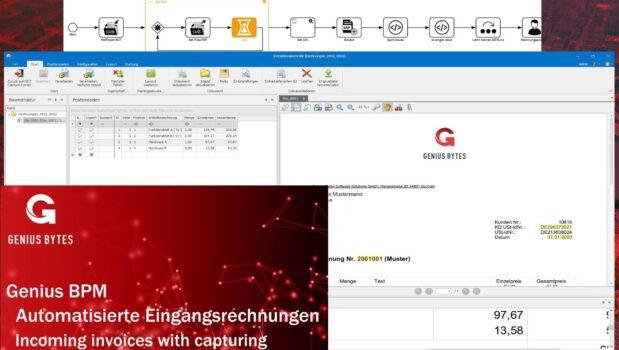 Automatisierte Rechnungs- und Dokumenten- Verarbeitung